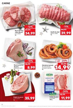 Oferte de Carne în Kaufland