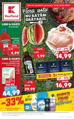 Oferte Supermarket în catalogul Kaufland ( 3 zile)