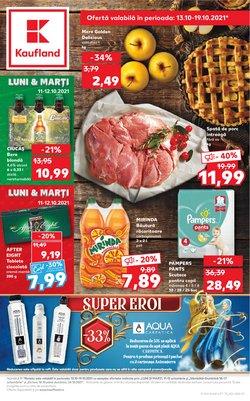Oferte Supermarket în catalogul Kaufland ( Expiră astăzi)