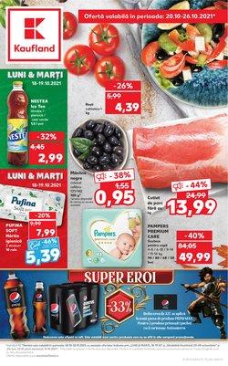 Oferte Supermarket în catalogul Kaufland ( Publicat ieri)