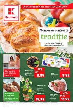 Supermarket offers in the Kaufland catalogue in Bucareșt