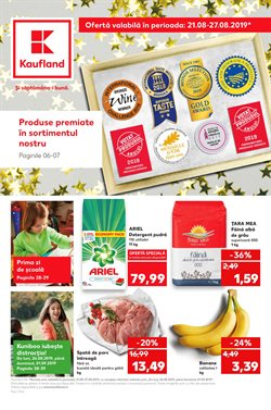 Supermarket offers in the Kaufland catalogue in Craiova