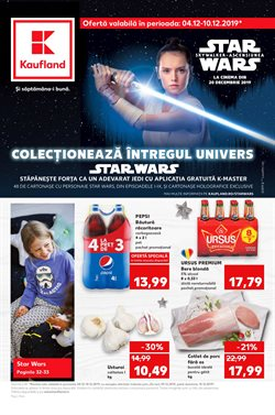 Kaufland offers in the Moreni catalogue