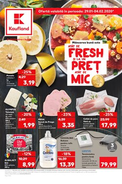 Kaufland offers in the Bucareșt catalogue
