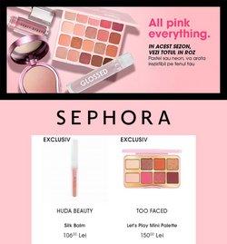 Oferte Sephora în catalogul Sephora ( Expirat)