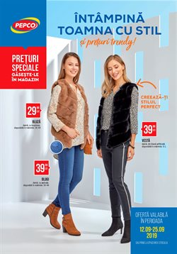 Pepco offers in the Sinaia catalogue