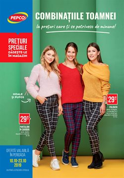 Bega Shopping Center offers in the Pepco catalogue in Timișoara