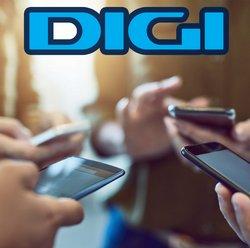Oferte Electronice și electrocasnice în catalogul Digi ( 5 zile)