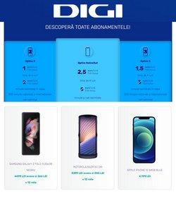 Oferte Electronice și electrocasnice în catalogul Digi ( 6 zile)