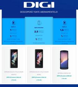 Oferte Electronice și electrocasnice în catalogul Digi ( 11 zile)