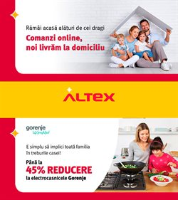 Catalog Altex ( Expiră mâine )
