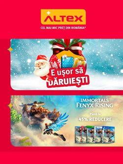 Catalog Altex Timișoara ( Expirat )