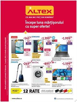 Oferte Electronice și electrocasnice în catalogul Altex din Moreni ( 2 zile )