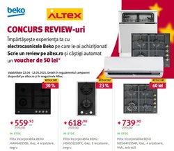 Catalog Altex ( Expiră astăzi)