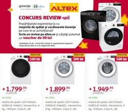 Oferte Altex în catalogul Altex ( 4 zile)