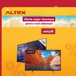 Oferte Electronice și electrocasnice în catalogul Altex ( 2 zile)