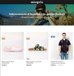 Oferte Miniprix în catalogul Miniprix ( 5 zile)