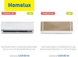 Catalog Homelux Ploiești ( Expirat )
