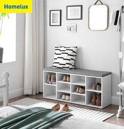 Oferte Homelux în catalogul Homelux ( Expiră astăzi)