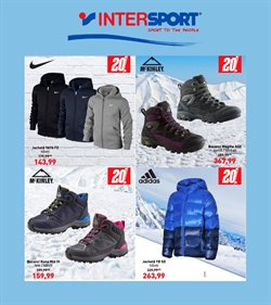 Intersport offers in the Pantelimon catalogue