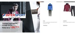 Catalog Intersport ( Publicat ieri )