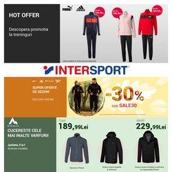 Oferte Intersport în catalogul Intersport ( 9 zile)