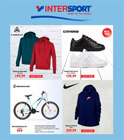 Sport offers in the Intersport catalogue in Bucareșt