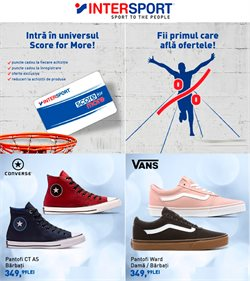 Intersport offers in the Cluj-Napoca catalogue