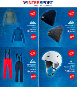 Intersport offers in the Bucareșt catalogue