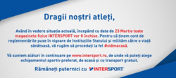 Voucher Intersport Timișoara ( 18 zile )