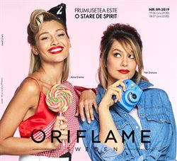 Frumusețe și Sanatate offers in the Oriflame catalogue in Bucareșt