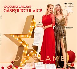 Oriflame offers in the Bucareșt catalogue
