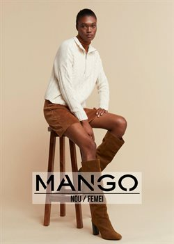 MANGO offers in the Pantelimon catalogue