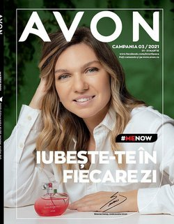 Catalog Avon ( Acum 2 de zile )