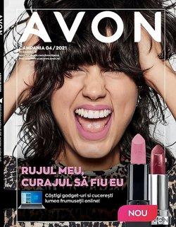 Oferte Frumusețe și Sanatate în catalogul Avon din Bucareșt ( 13 zile )