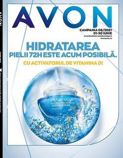 Oferte Frumusețe și Sanatate în catalogul Avon ( 11 zile)