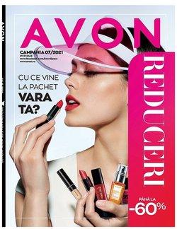 Oferte Frumusețe și Sanatate în catalogul Avon ( 5 zile)