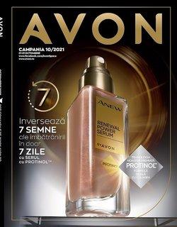 Oferte Frumusețe și Sanatate în catalogul Avon ( 12 zile)