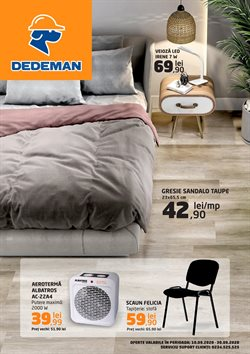 Catalog Dedeman ( 7 zile )