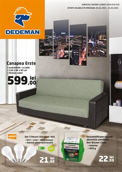 Catalog Dedeman ( 6 zile )
