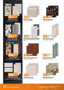 Oferte Materiale de Constructii și Bricolaj în catalogul Dedeman ( 6 zile )