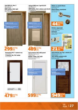 Oferte Materiale de Constructii și Bricolaj în catalogul Dedeman ( 10 zile )