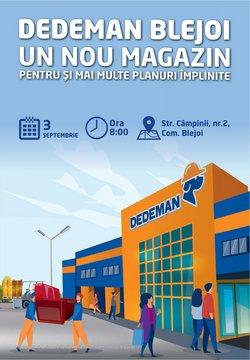Oferte Materiale de Constructii și Bricolaj în catalogul Dedeman ( 6 zile)