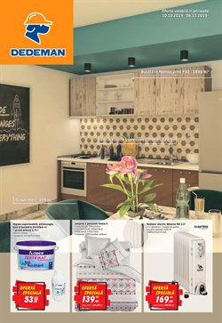 Dedeman offers in the Pantelimon catalogue