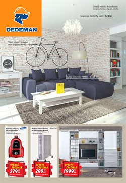 Dedeman offers in the Măgurele catalogue