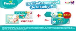 Voucher Bebe Tei Bucareșt ( 24 zile )