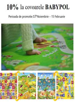 Voucher Bebe Tei Bucareșt ( 21 zile )