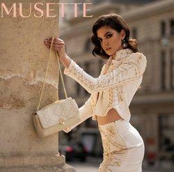 Oferte Musette în catalogul Musette ( 12 zile)
