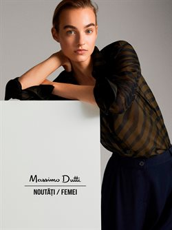 Massimo Dutti offers in the Cluj-Napoca catalogue
