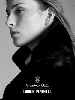 Massimo Dutti offers in the Timișoara catalogue